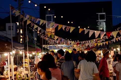 丹波ハピネスマーケット8月8日の様子2.jpg