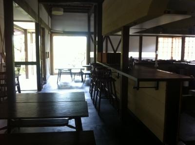 中島大祥堂 丹波本店 カフェ